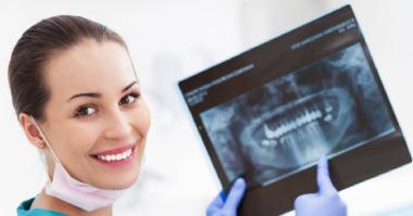 """Компьютерная томография зубов по доступной цене в клинике """"Дэнт-Элит"""""""