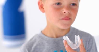 """Капы для исправления прикуса для детей по доступной цене в клинике """"Дэнт-Элит"""""""