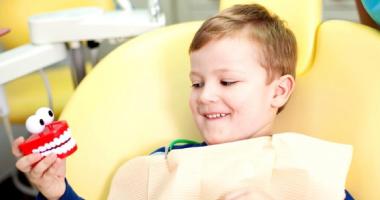 """Удаление молочных зубов по доступной цене в клинике """"Дэнт-Элит"""""""
